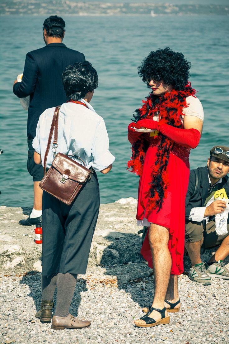 """La sosta al Porto di Rivoltella - © Carmelo Bordonaro - Gruppo """"Sirmione FotografiAMO"""" per """"Coppa Cobram del Garda"""""""