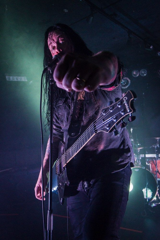 T.S Englund /Evergrey