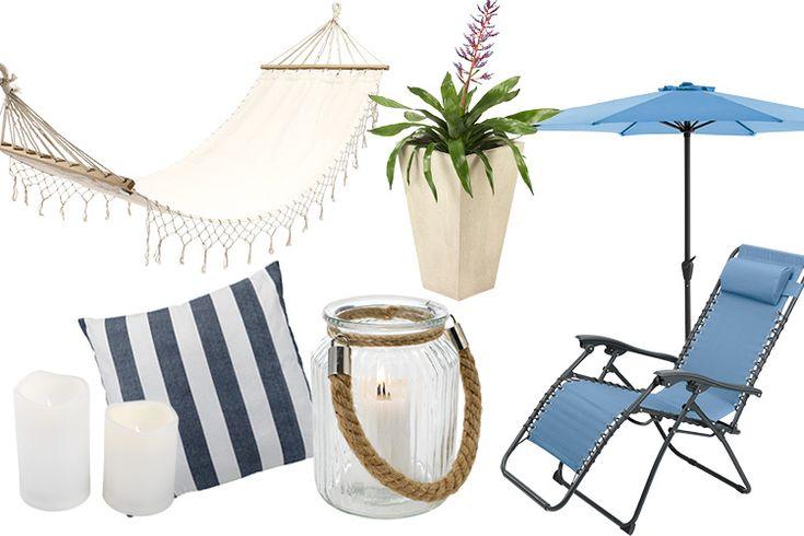 Produse pentru o grădină de inspirație mediteraneană. #casadevacanta #casasigradina #beachhouse #summerhouse