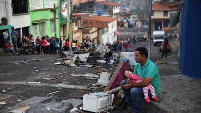 Venezuela's economic crisis is now a life-or-death situation