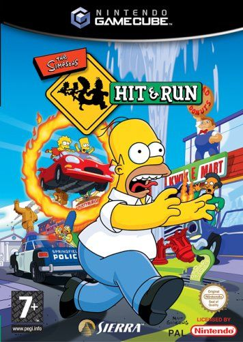 The Simpsons: Hit & Run (GameCube): Amazon.co.uk: PC & Video Games