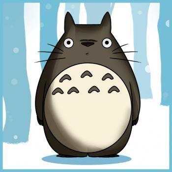 How to Draw Totoro, Step by Step, Anime Characters, Anime, Draw Japanese Anime, Draw Manga, FREE Online Drawing Tutorial, Added by Dawn, November 26, 2009, 4:29:07 am