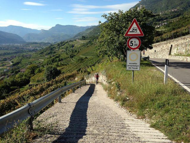 in mtb per i sentieri italiani: Passo Bordala, Malga Somator e il sentiero 624