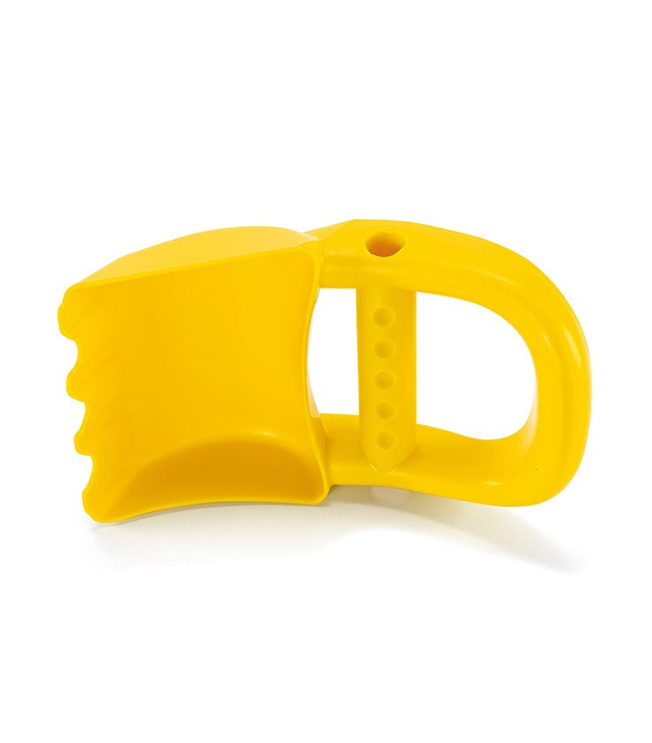 Hand Digger Yellow From Hape from The Wooden Toybox