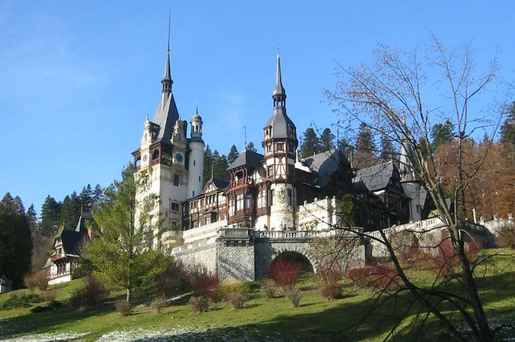 Замок Пелеш.