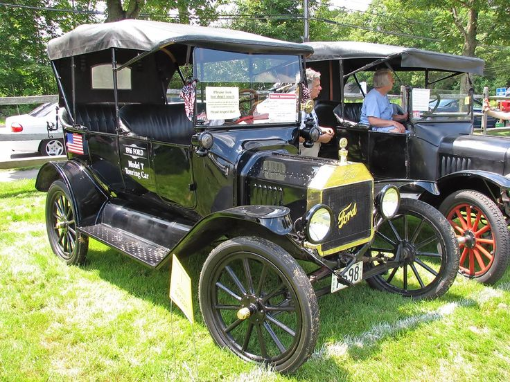 Vintage Model Cars >> 1916 Ford Model T touring | Automobiles: Vintage | Pinterest | Ford models, Ford and Cars