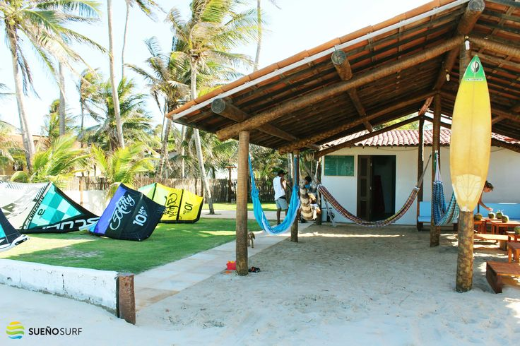 Sueño Surf #Kitesurfing Center
