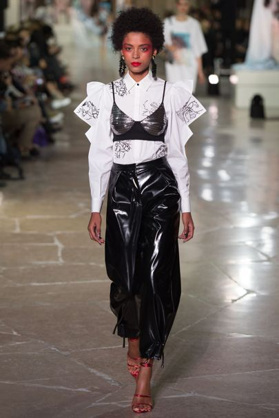 Kenzo Spring/Summer 2017 Ready-To-Wear Collection | British Vogue