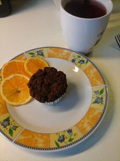 Táplálkozás és alakformálás: Narancsos-csokis muffin