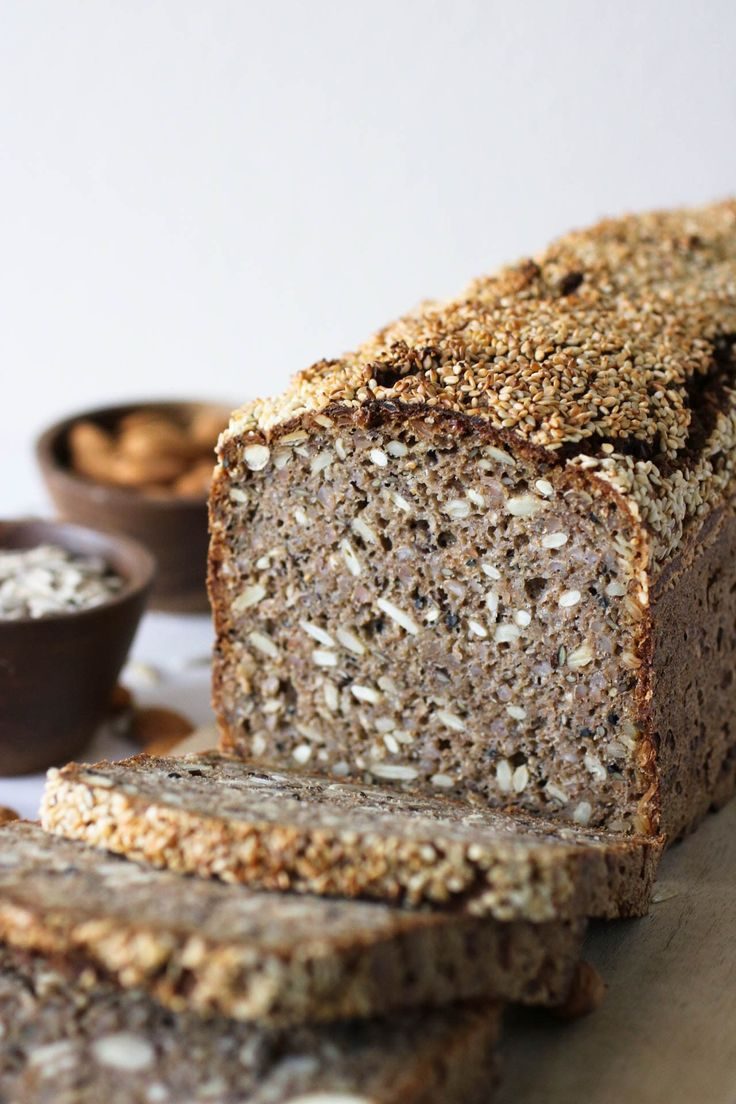 Traditional Danish Rye Bread with Sourdough