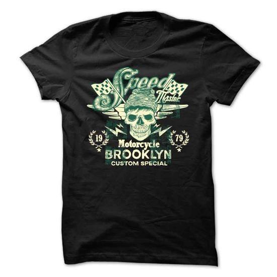 speed master 1979 motorcycle brooklyn custom specical T-Shirt Hoodie Sweatshirts ooi. Check price ==► http://graphictshirts.xyz/?p=97349