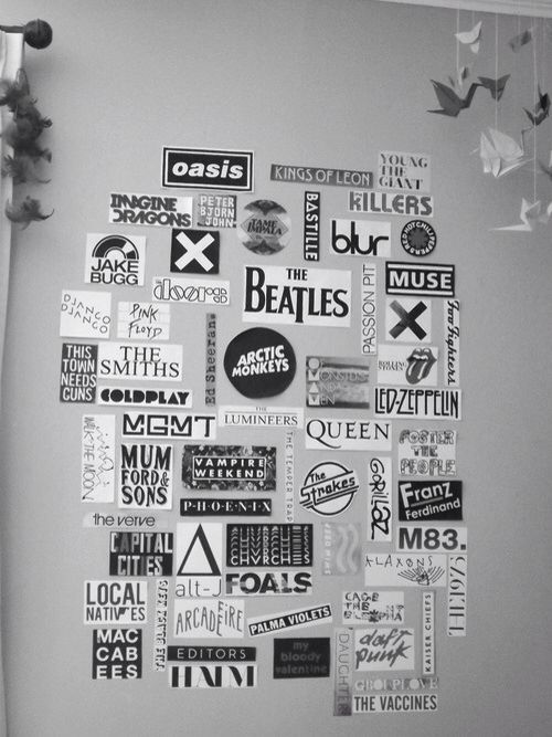 25 Best Ideas About Band Logos On Pinterest Rock Band