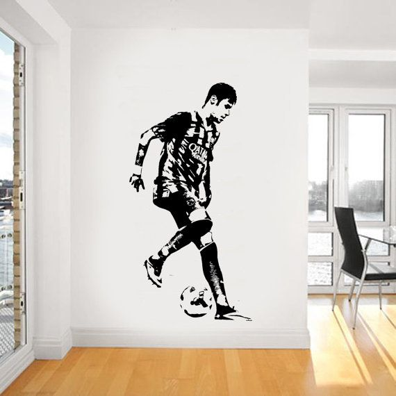 17 images about up close football on pinterest world for Cristiano ronaldo wall mural