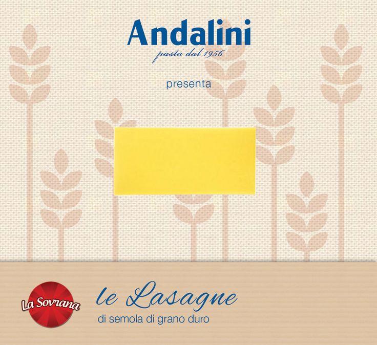 Oggi vi presentiamo uno dei grandi classici della cucina italiana, le #Lasagne tradizionali #LaSovrana! Le avete già provate? Sono davvero speciali! Buon appetito!