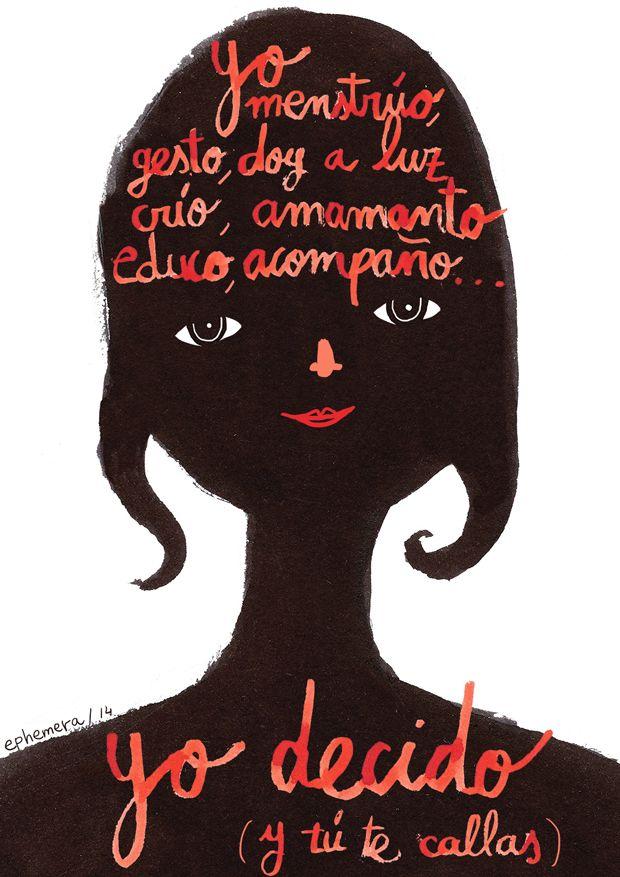 00 Wombastic Angela Carrasco Viñetas contra de la reforma de la Ley del Aborto
