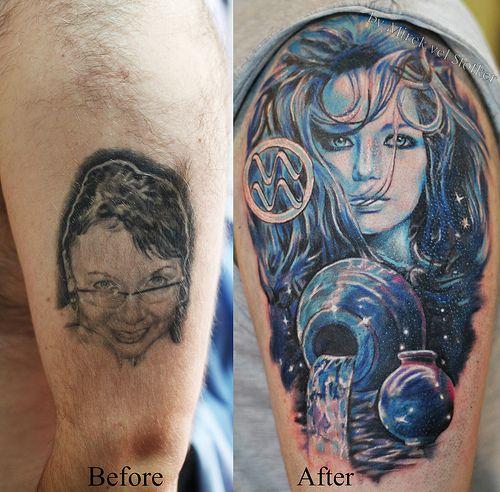 21 Best Aquarius Tattoos For Guys Images On Pinterest