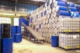 Photo : industry depot // Lagerung von Industrie Material