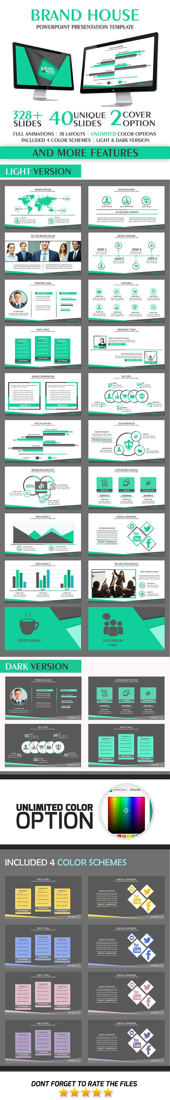 102 best powerpoint templates images on pinterest | power point, Powerpoint templates