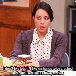17 Times We Were A Little Afraid Of April Ludgate