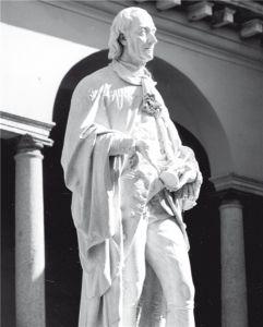 Monumento A Volta (1878) Di Antonio Tantardini (1829 1879) Nellu0027