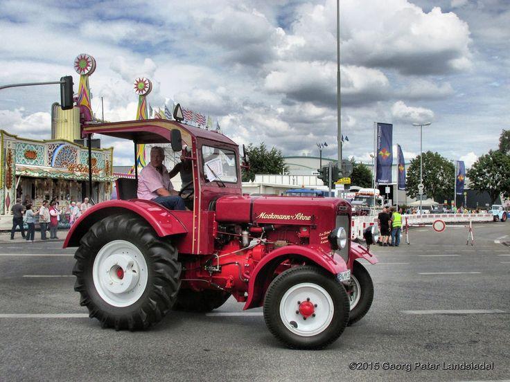 Alle Größen | Traktor Deutz - Wanne-Eickel Cranger Kirmes_9364_2015-08-15 | Flickr - Fotosharing!
