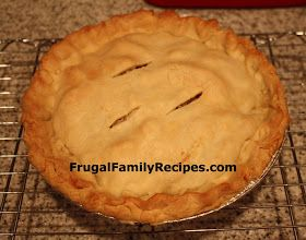 Winston-Salem Moravian Chicken Pie Recipe