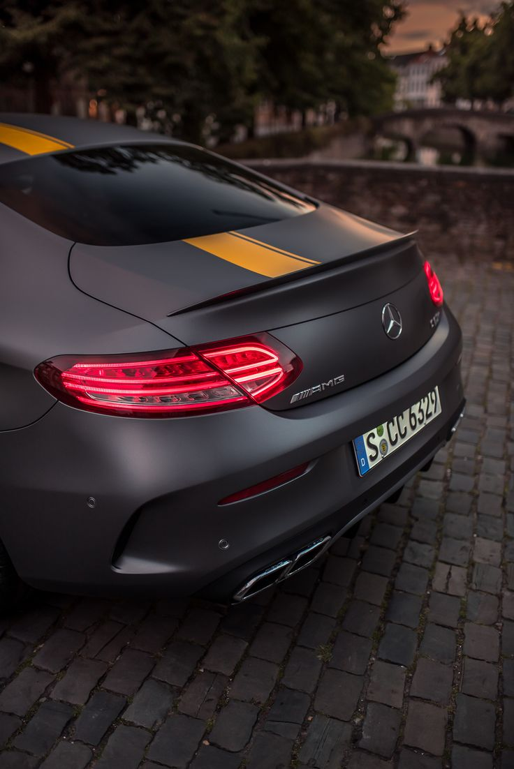 Instantly thrilling the new c class coup