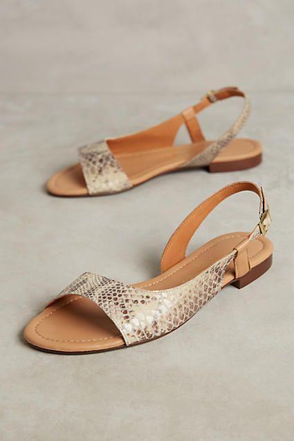 Giovanetti Slingback Sandals