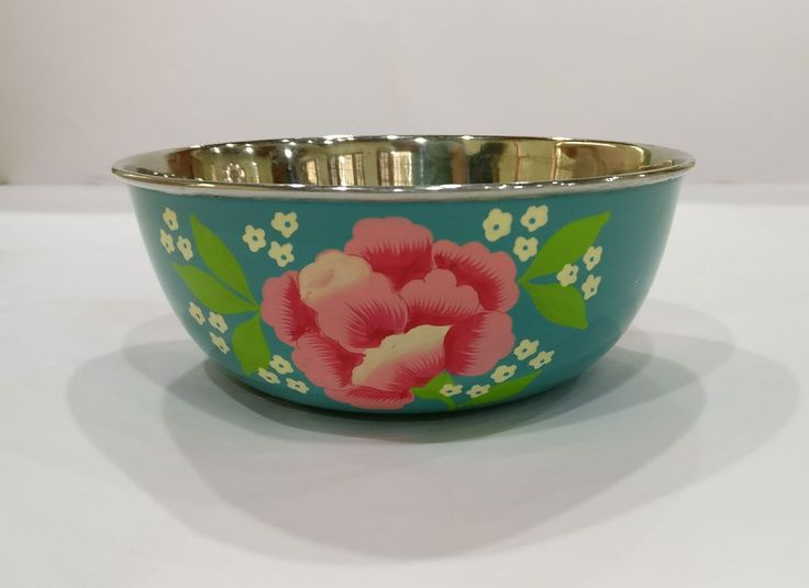 add colour to your kitchen shelf:)  Know more about this product: chinarartskashmir@gmail.com