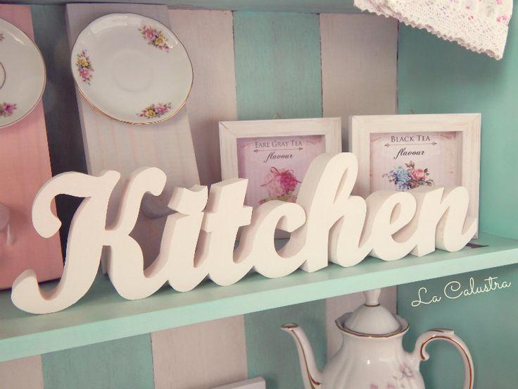 Palabra Kitchen, $98 en https://ofeliafeliz.com.ar
