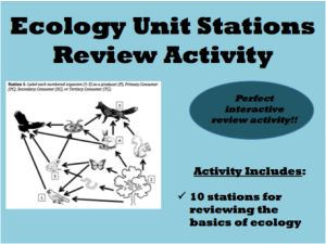 ecology study guides This study guide provides practical information on the programme further  sources of information are given in the text and  33 major in ecology and  evolution.