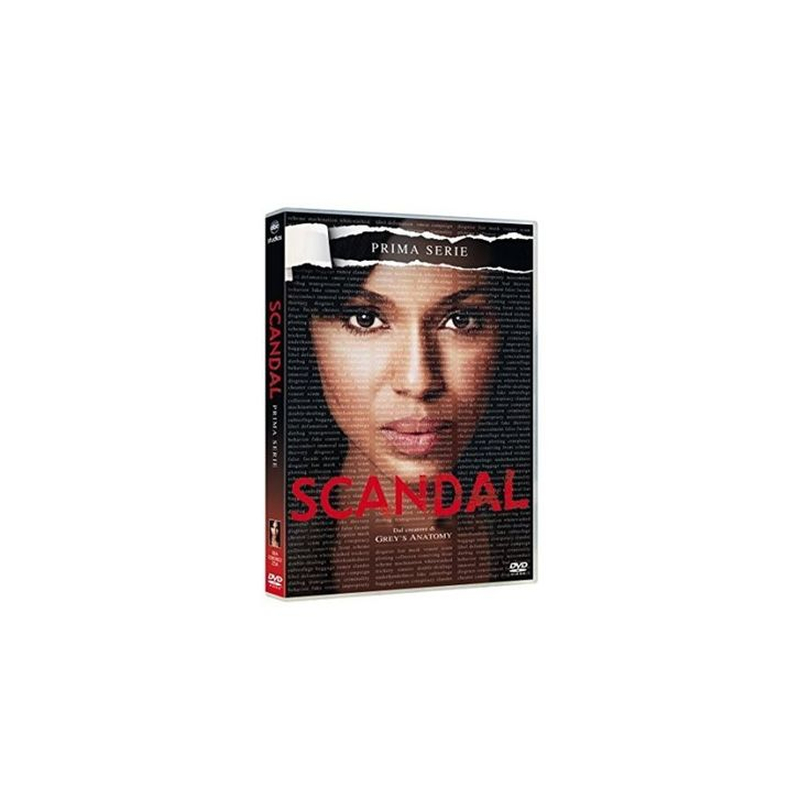 Scandal: Seasons 1 and 2 (Dvd)