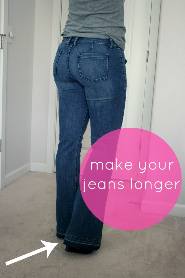 http://www.create-enjoy.com/2013/10/how-to-lengthen-jeans-with-hem-facing.html