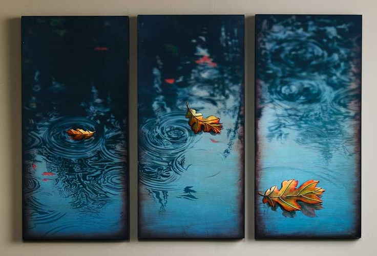 ending rain 3d wall art plaques 3d wall art wall art on wall paintings id=21468