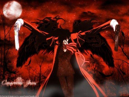 "Alucard from ""Hellsing"" by Kouta Hirano"