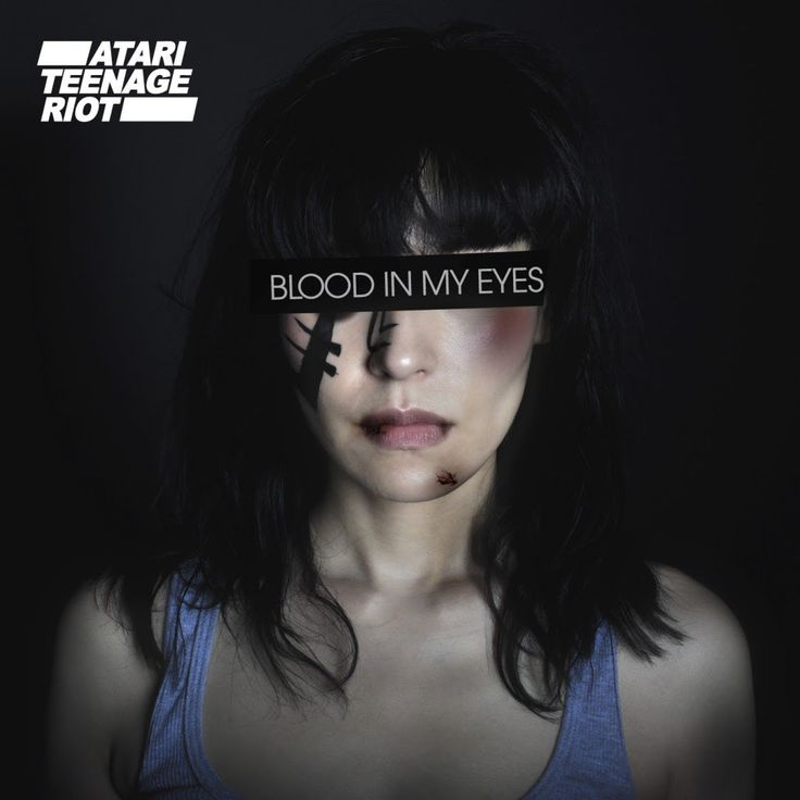 Atari Teenage Riot - Blood In My Eyes (Nic Endo's Video Message)