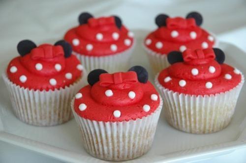 Minnie Mouse cupcakes: Polka Dots, Smash Cakes, Birthday Parties, Minis Mouse Cupcakes, Cakes Cupcakes, Minnie Mouse, Mini Mouse Cupcakes, Parties Ideas, Birthday Ideas