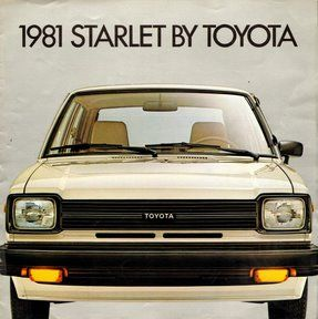 Toyota Starlet Touchup Paint Codes, Image Galleries, Brochure and ...