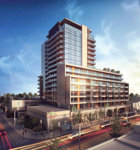 New in Toronto Real Estate: The Hub condos