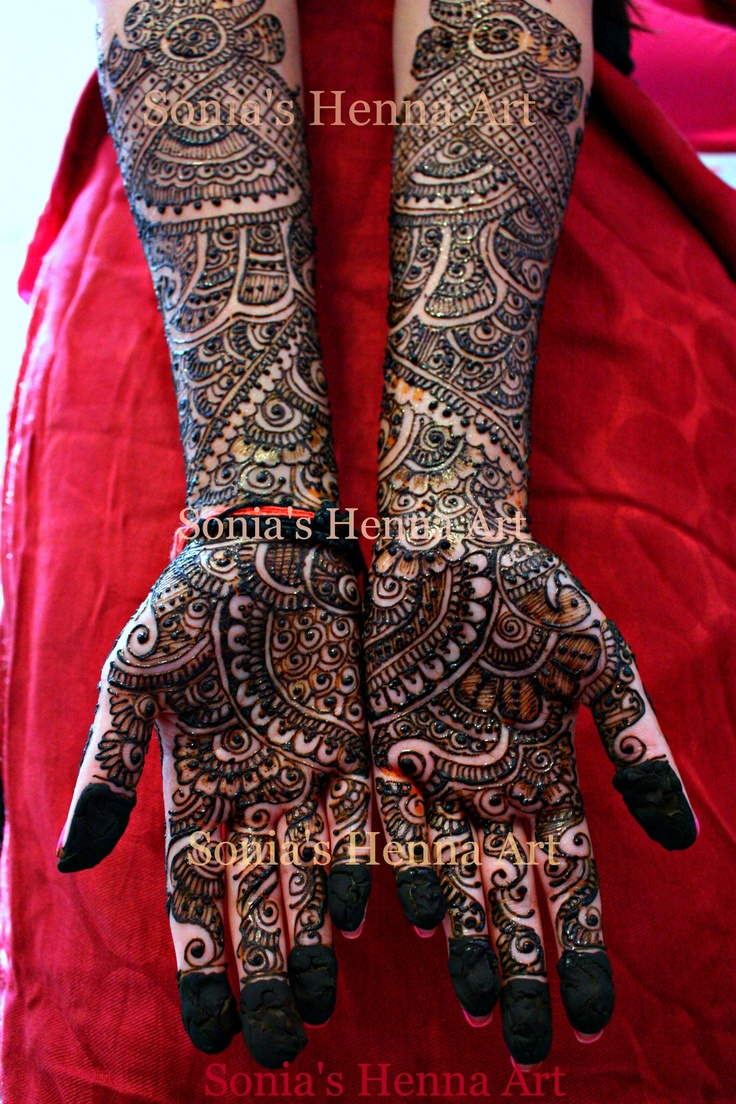 Bridal mehndi - by Sonia's Henna Art https://twitter.com/Sonia_Sumr www.facebook.com/SoniasHennaArt