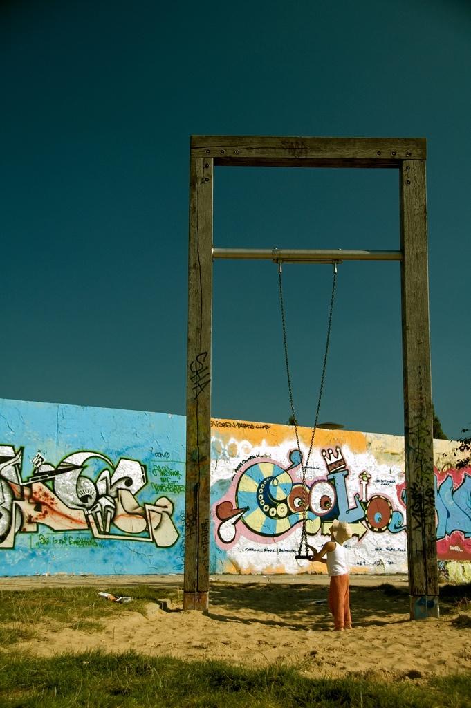 Wall idyll #1