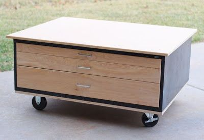 Project Denneler: Repurposed Flat File