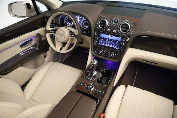 2020 Bentley Bentayga Interior In 2020 Bentley Interior Bentley Latest Cars