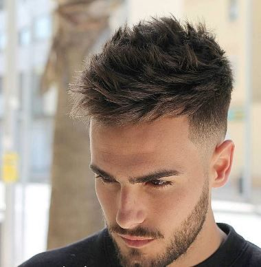 Cool hairstyle Pomade in 2017 For Men