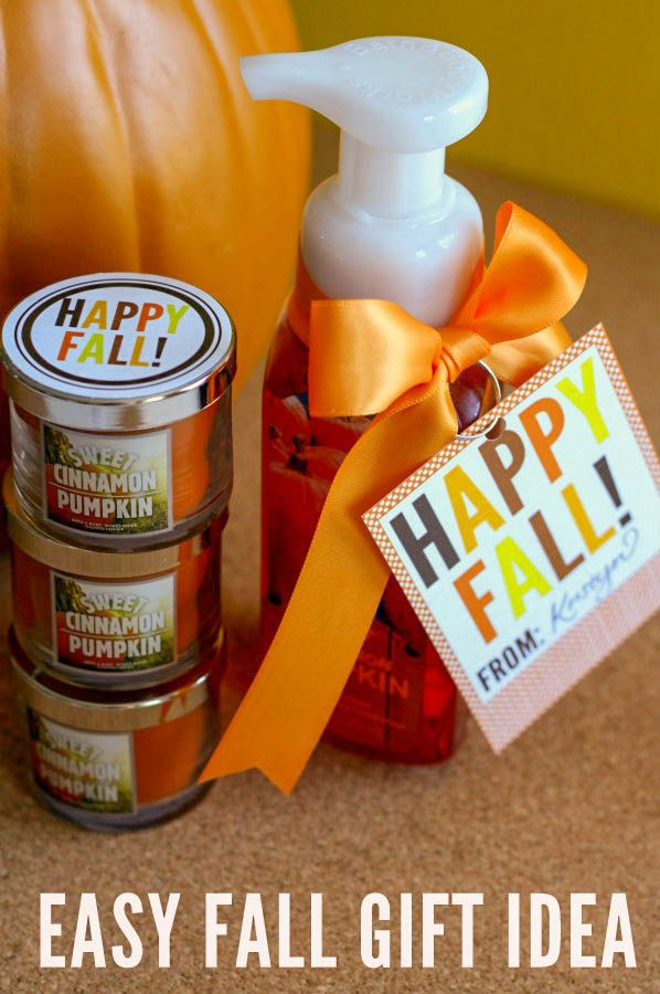 1000+ ideas about Fall Gifts on Pinterest | Fall gift baskets ...