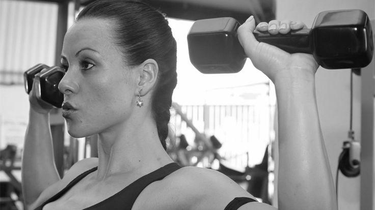 Melhores exercicios ombros