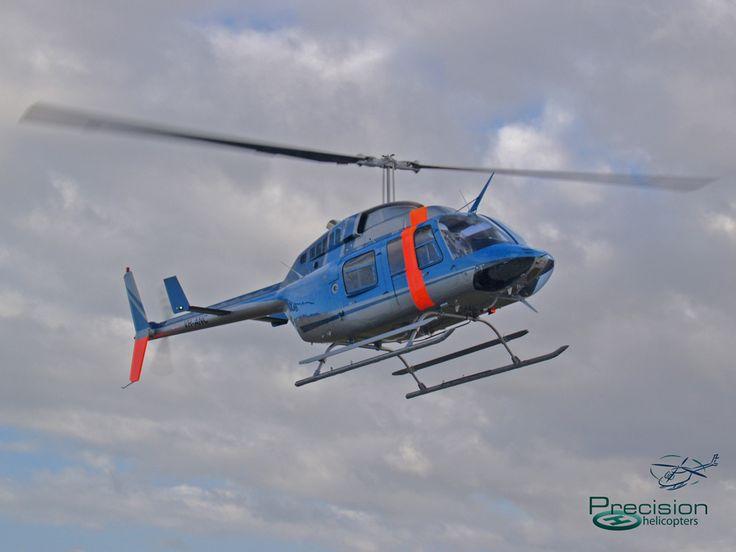 Bell LongRanger - Bell 206L3