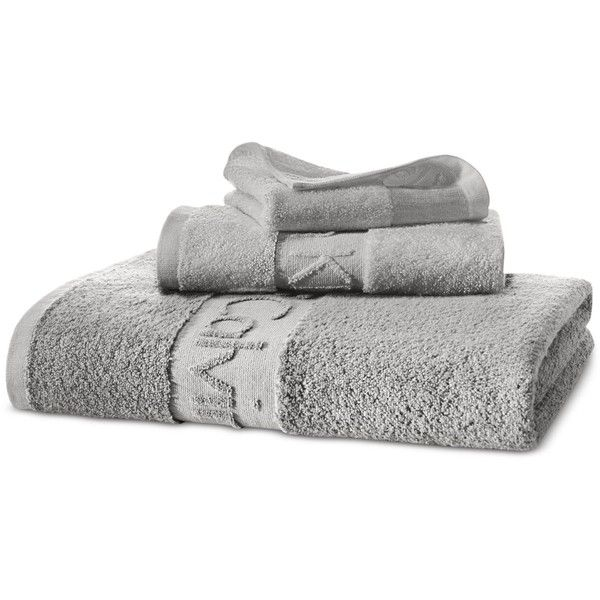 calvin klein home plush bath towels