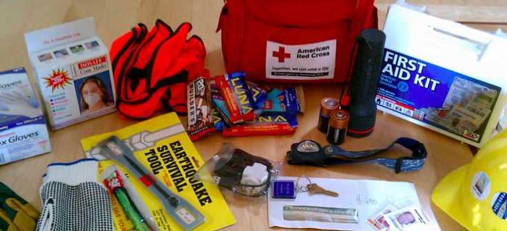 15 must-have items for your emergency survival kit