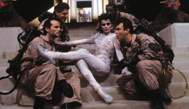 Smart Rating: 91.84Year: 1984Genre: Comedy, Fantasy, AdventureStarring: Bill Murray, Dan Aykroyd, Ha... - Black Rhino / Columbia Pictures